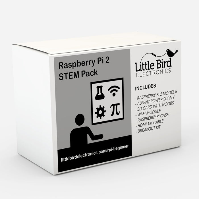 Raspberry Pi STEM Kit