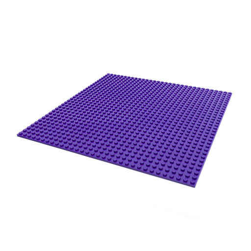 Makerspace building block plate (Purple)