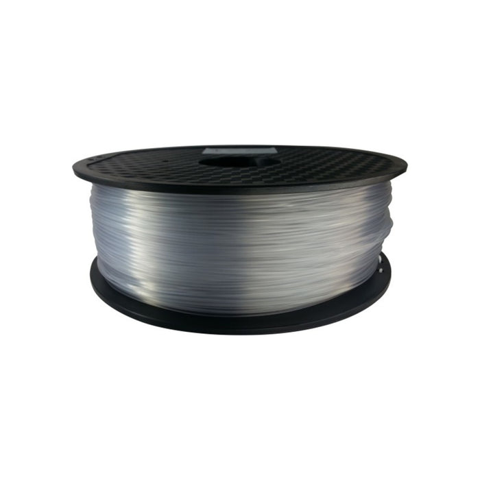 ABS Filament 1.75mm, 1Kg Roll - Clear / Transparent