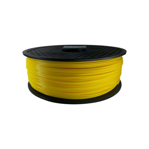 ABS Filament 1.75mm, 1Kg Roll - Yellow