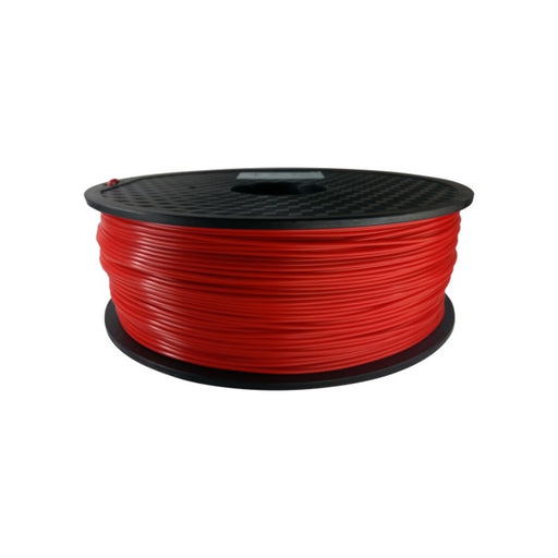 ABS Filament 1.75mm, 1Kg Roll - Red