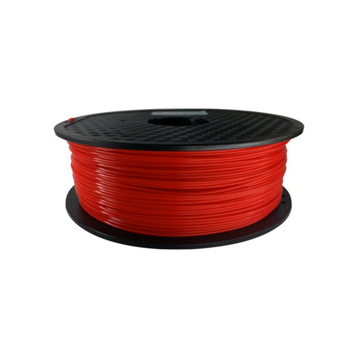 PLA Filament 1.75mm, 1Kg Roll - Red