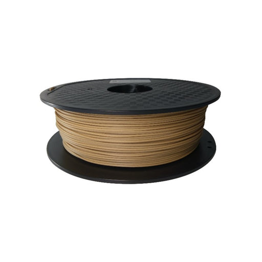 Wood Filament 1.75mm, 0.8Kg Roll - Wood