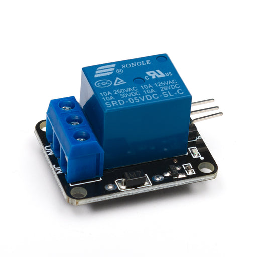 5V 1-Channel Relay Board Module