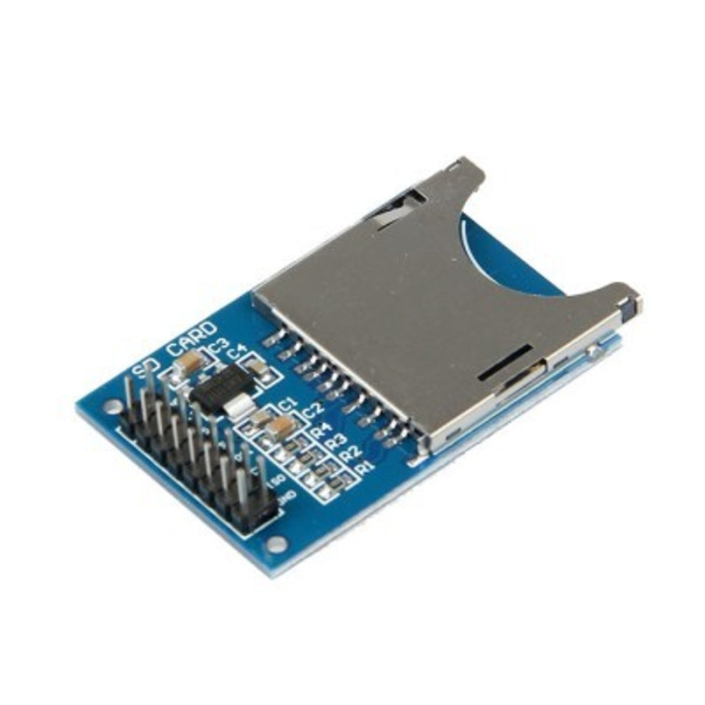 Reading and writing SD Card Module