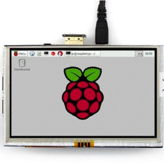 5 inch LCD HDMI Touch Screen Display for Raspberry Pi 3