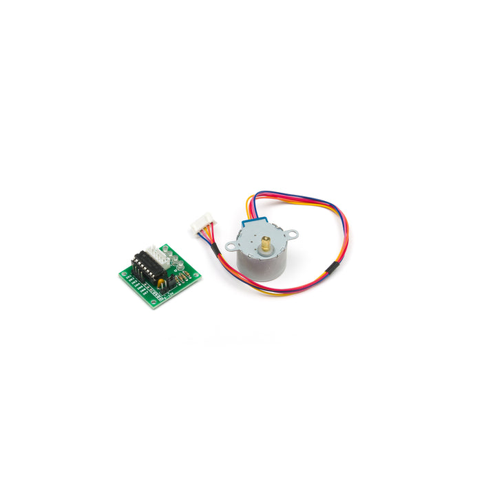 Geared Stepper Motor 5V w/ Driver