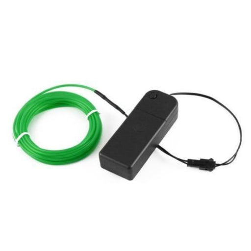 EL Wire - Green 5m With Inverter
