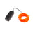 EL Wire - Orange 5m With Inverter