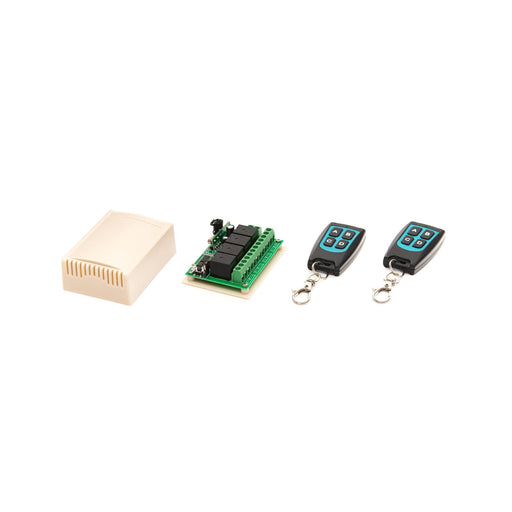 12V 4 Channel 315Mhz Wireless Remote Control Switch With 2 Transimitter