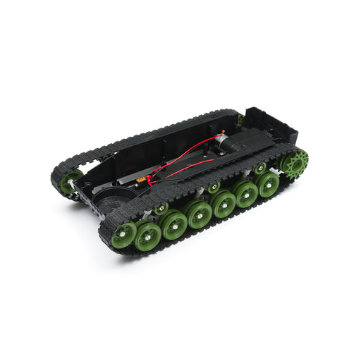 Robot Tank Chassis Kit With Motors