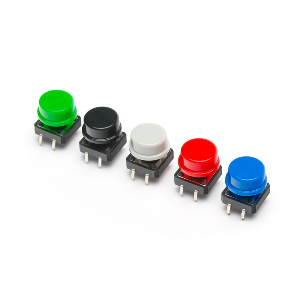Tactile Button Assortment 5 pack