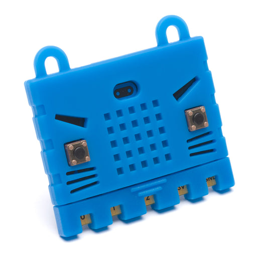 Micro:bit Rubber Case in Blue