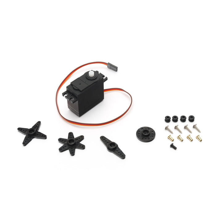 Standard Nylon Gear Servo For Remote Control Model