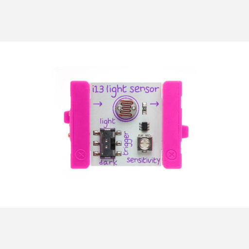 LittleBits Light Sensor