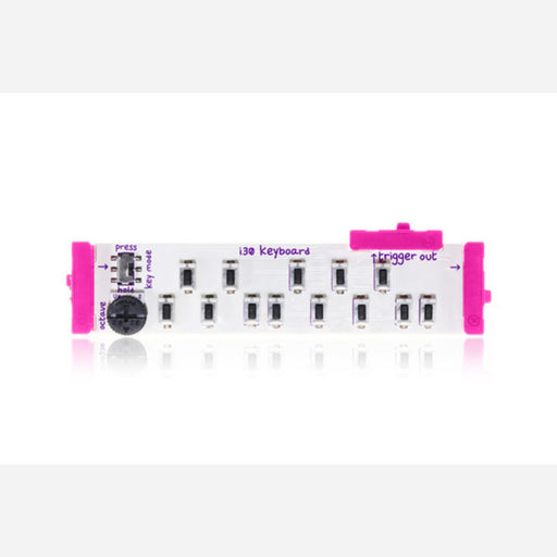 LittleBits Keyboard