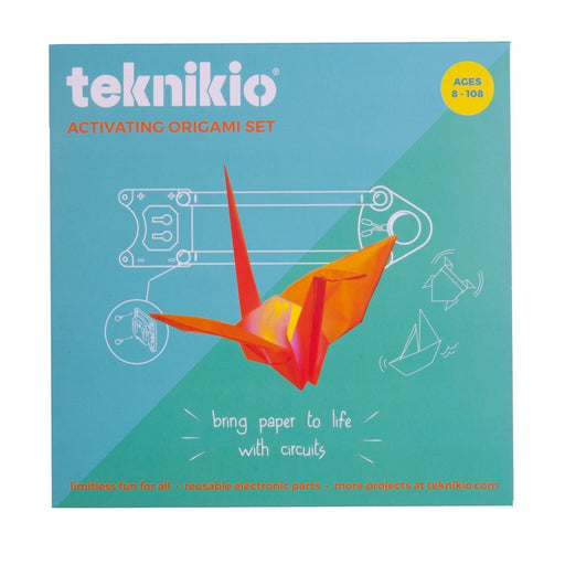 Teknikio Kit - Activating Origami
