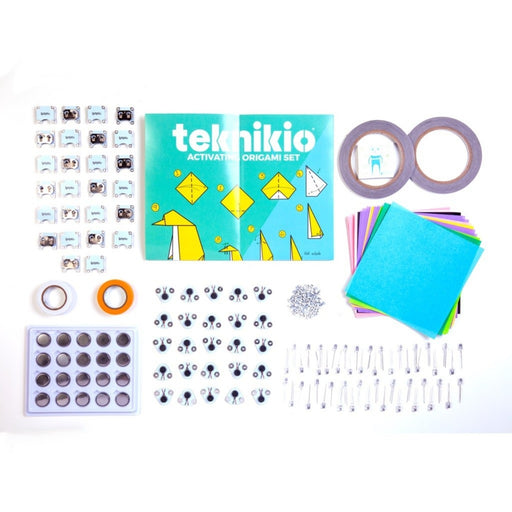Teknikio Bundle - Activating Origami