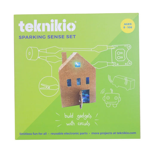 Teknikio Kit - Sparking Sense