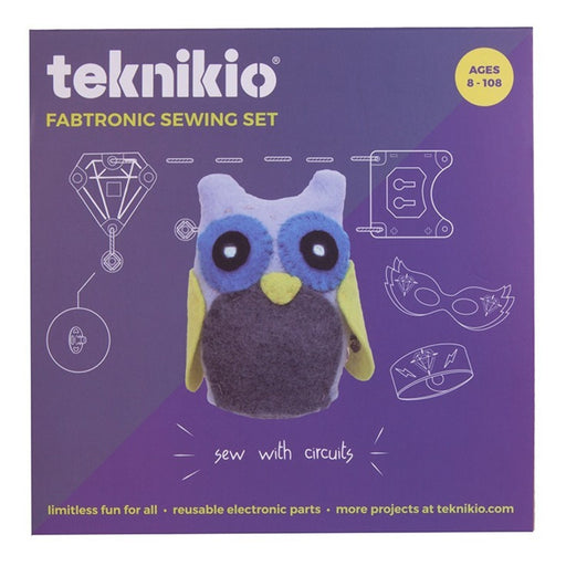 Teknikio Kit - Fabtronic Sewing