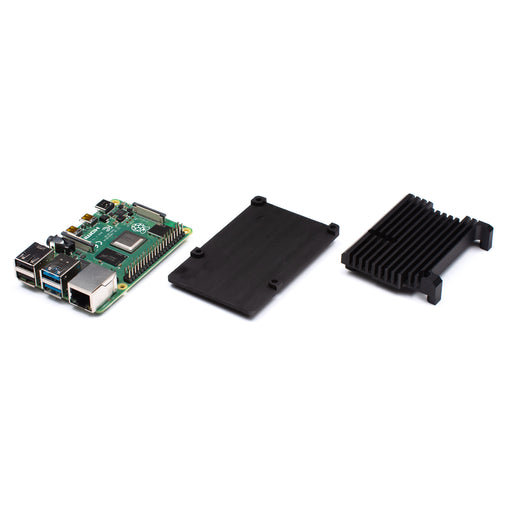 Raspberry Pi 4 Aluminium Alloy Case With Cooling Heatsink