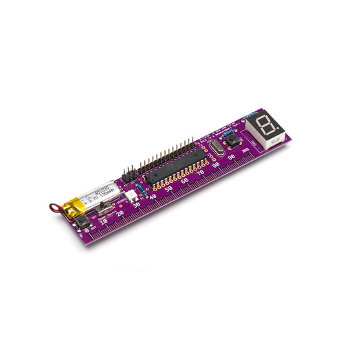 Learn to solder - Little Bird Arduino R3 Ruler