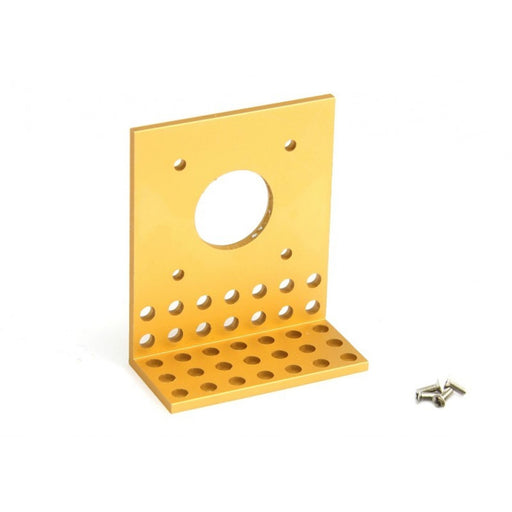 42BYG Stepper Motor Bracket-Gold