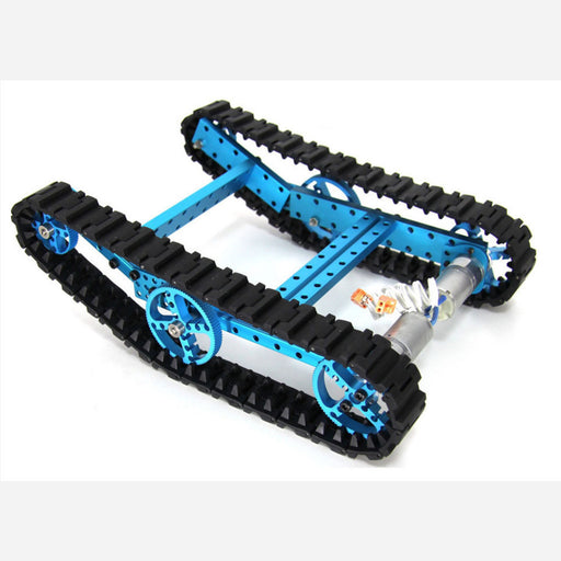 Advanced Robot Kit - Blue (No Electronics)