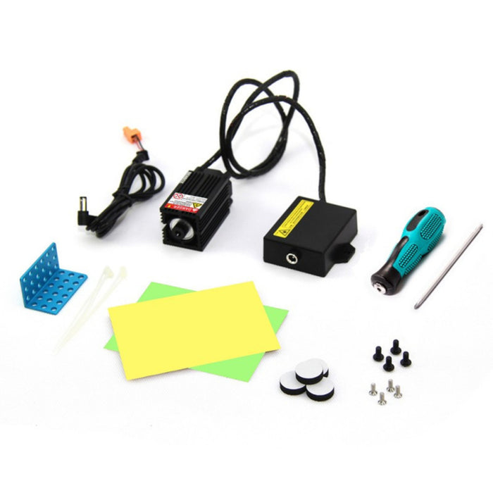 Laser Engraver Upgrade Pack for XY-Plotter Robot Kit