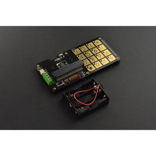 Math & Automatic Touch Keyboard for micro:bit (V1.0)