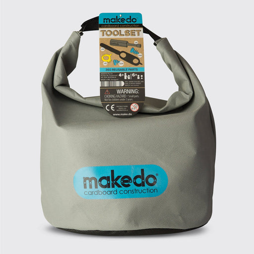 MAKEDO Cardboard Construction Toolkit (Classroom Pack)