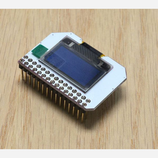 OLED Expansion for Onion Omega2