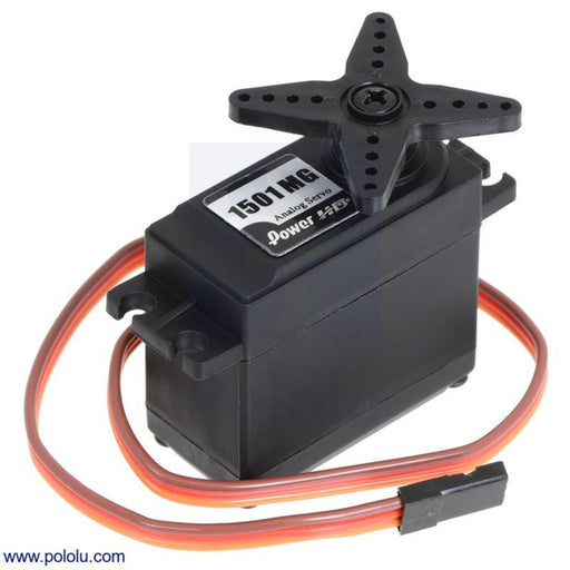 Power HD High-Torque Servo 1501MG