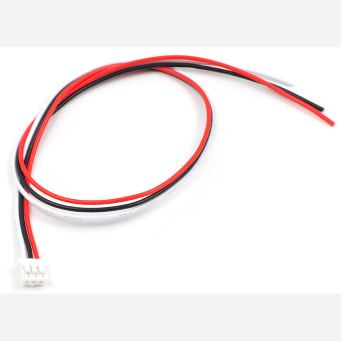 3-Pin Female JST PH-Style Cable (30 cm) for Sharp Distance Sensors