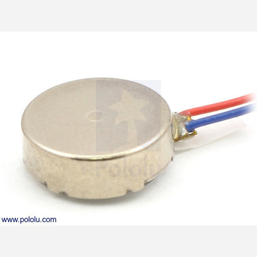 Shaftless Vibration Motor 10x3.4mm