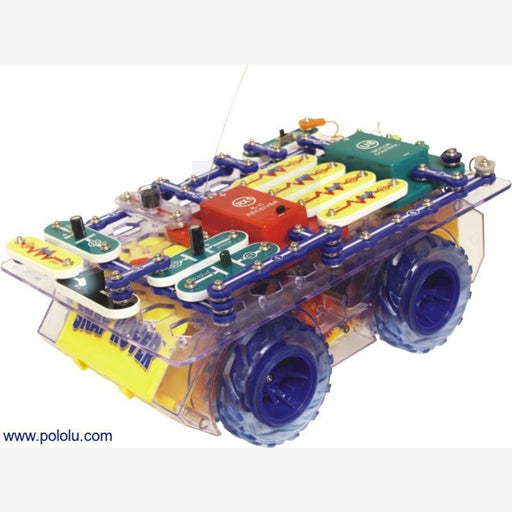 RC Snap Circuits Rover