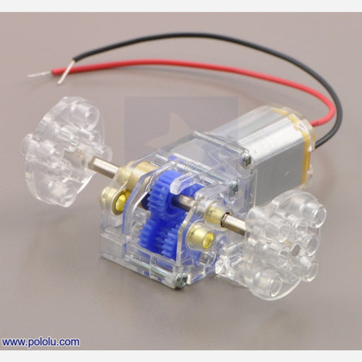 Tamiya 70188 Mini Motor Gearbox (8-Speed) Kit