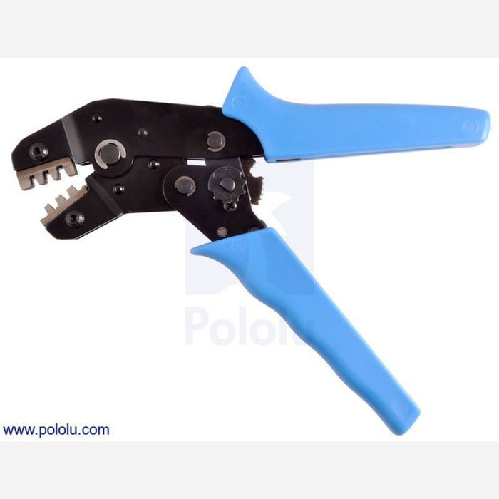 Crimping Tool: 0.1-1.0 mm² Capacity, 16-28 AWG