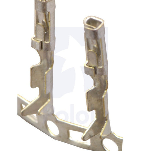 "Female Crimp Pins for 0.1"" Housings 100-Pack"