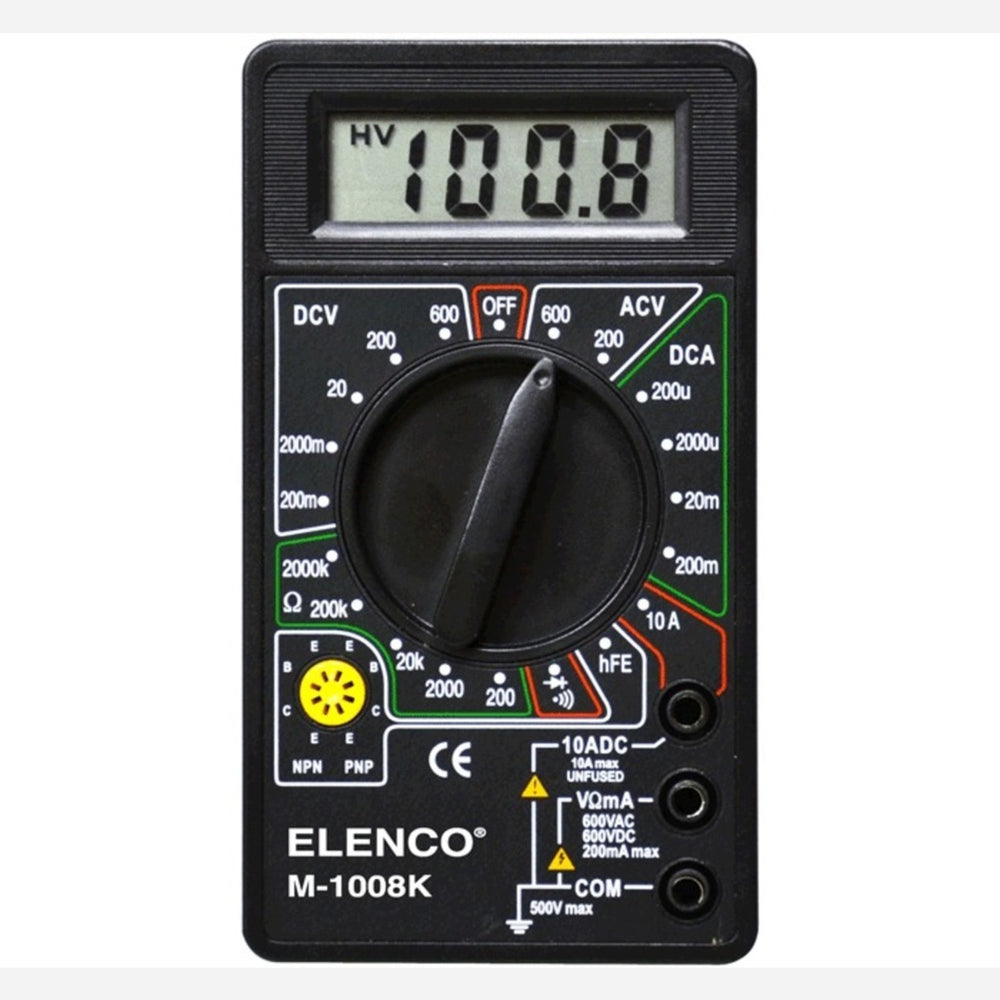 Elenco M-1008K Multimeter Kit