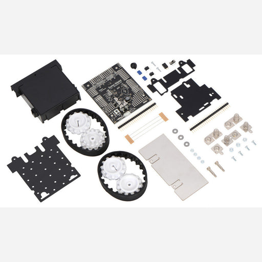 Zumo Robot Kit for Arduino, v1.2 (No Motors)