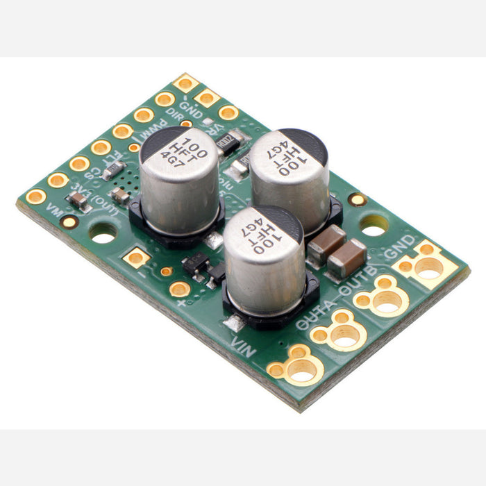 Pololu G2 High-Power Motor Driver 24v21
