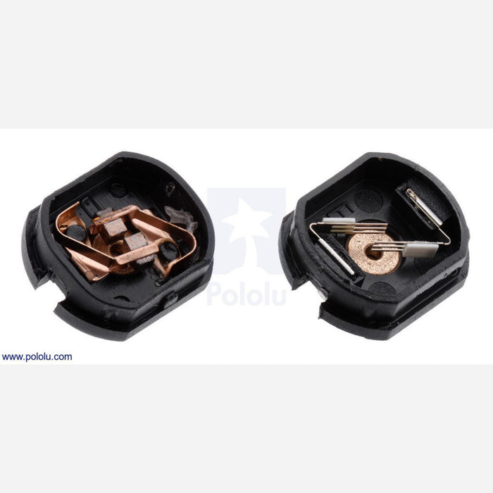 1000:1 Micro Metal Gearmotor LP 6V with Extended Motor Shaft