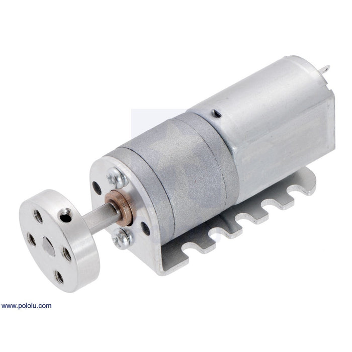 78:1 Metal Gearmotor 20Dx43L mm 6V