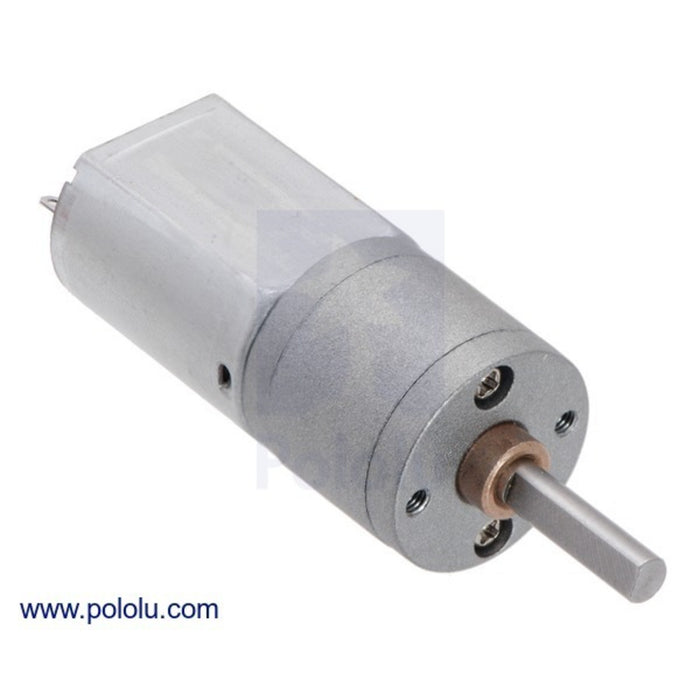 100:1 Metal Gearmotor 20Dx44L mm 12V CB