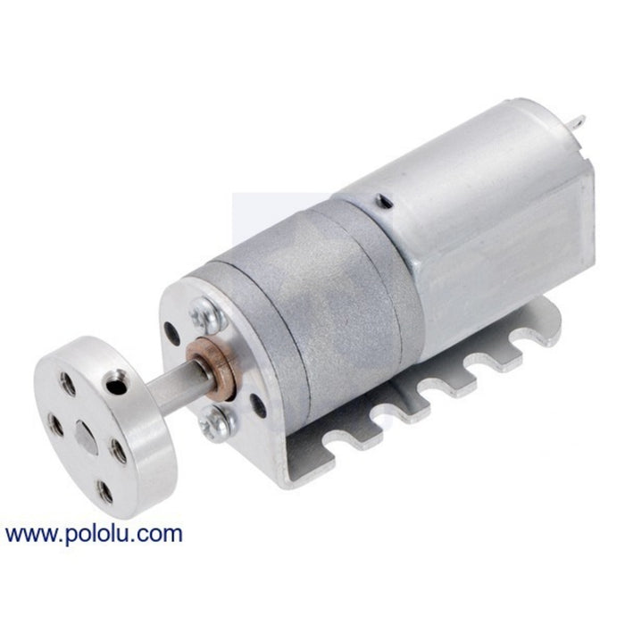 488:1 Metal Gearmotor 20Dx46L mm 12V CB