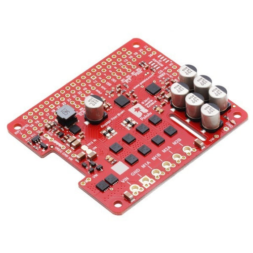 Pololu Dual G2 High-Power Motor Driver for Raspberry Pi - 18v18