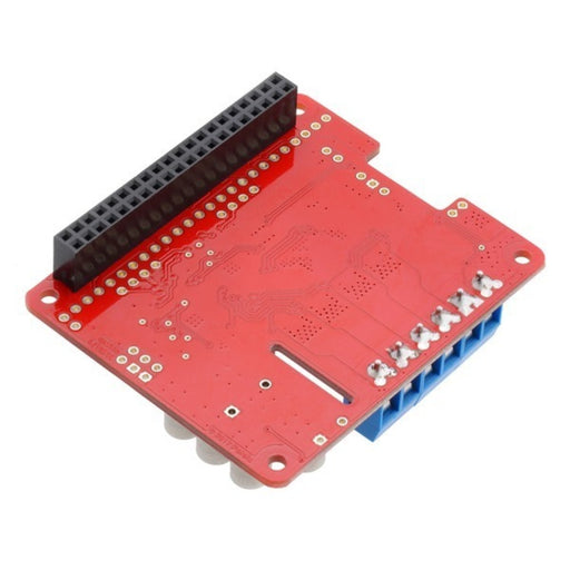 Pololu Dual G2 High-Power Motor Driver for Raspberry Pi - 24v14