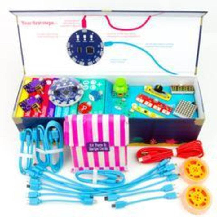 Flotilla - Mega Treasure Chest Starter KitF