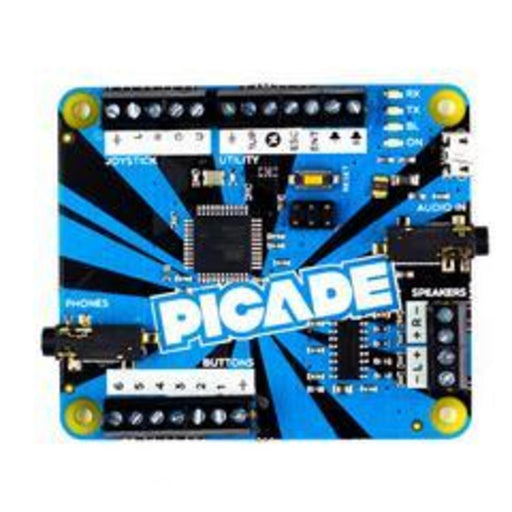 Picade PCB - Arduino Compatible with 3W Amp